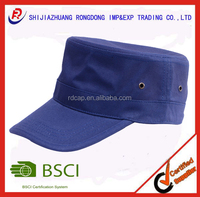 WHOLESALE NEW DESIGN CUSTOM LOGO 100% COTTON TWILL FLAT CAPS AND HATS