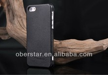 High Quality For iPhone5 5s Litchi Grain Holster Cover Mobile Phone Leather Cases