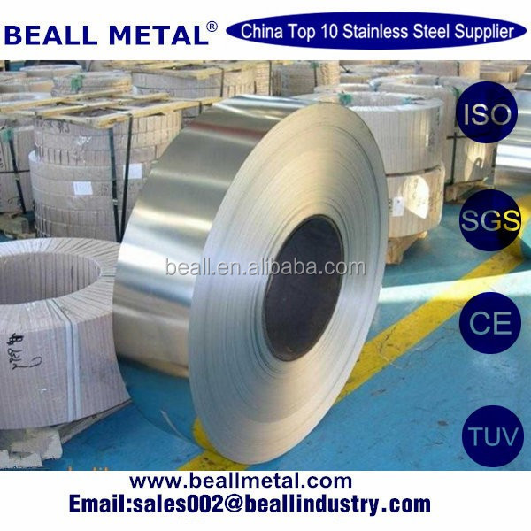 Aisi 201 Stainless Steel Coil/Sheet/Plate High Quality And Good Price/Hot selling Stainless Steel 410 409 430 201 304 coil/strip