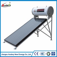 Copper Heat Pipes Solar Panel Water Heater