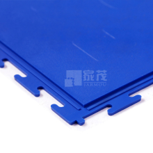 Guangzhou Basketball Courts PVC Vinyl Interlocking plastic flooring