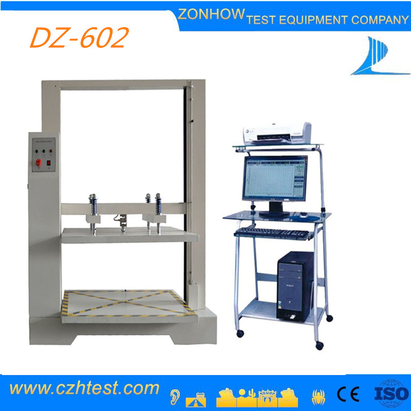 Cardboard Compression Resistance Testing Machine Price/Compression Tester for Carton and Box