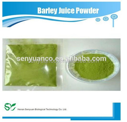 good price and best quality green Barley grass juice powder