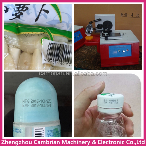 High efficient pad printer machine for cosmetics bottle
