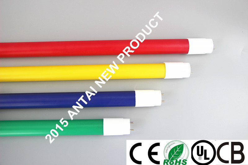 2015 new product Factory direct sale with TUV CE&RoHS t8 led tube 9w/18w/26w