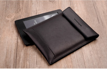 Premium leather Sleeve Case Cover for Kindle /Kindle Paperwhite/Kindle Vovage 6 inch screen sleeve case bag
