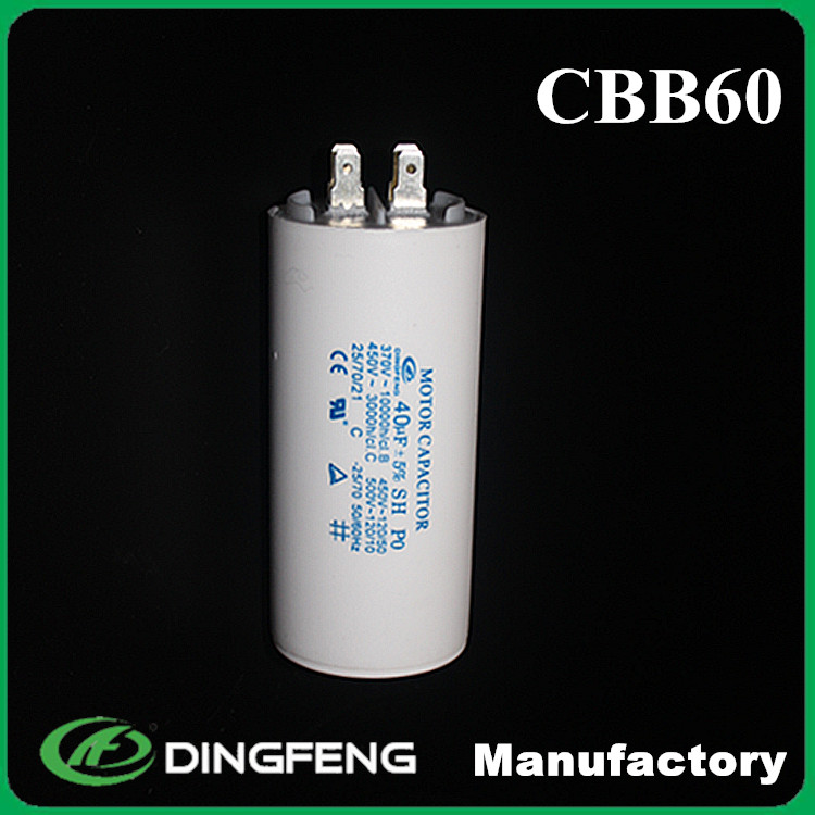 450v 35mfd cbb series parts of capacitor motor
