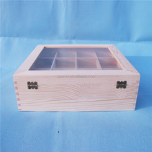 Art minds Wooden Storage Box for Chocolate