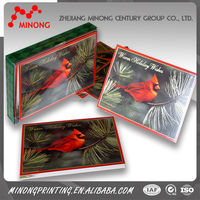 Best price superior quality custom new year greeting cards pictures