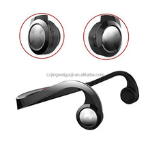 outdoor running,hiking,biking bone conducted sports stereo wireless bluetooth headset