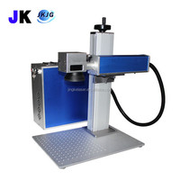 fiber laser qr code metal engraving marking Machine with perfect marking effect