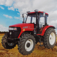 wd1304 China 130HP4WD farm tractor farm tractor cabs