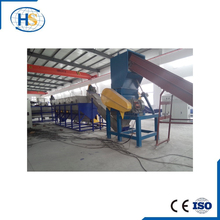 Factory Price Plastic Recycling Machine For Bottle Washing Line