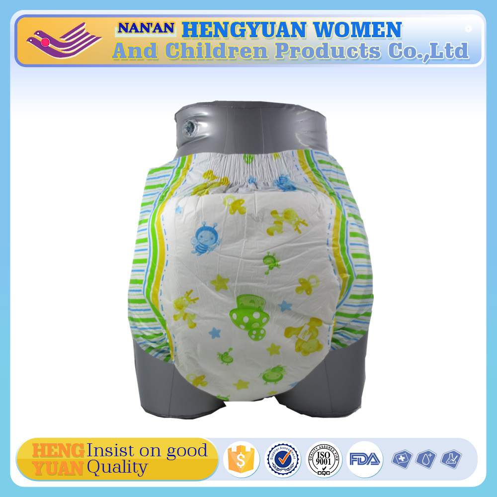 Disposable Ultra Thick Cheap Adult Diaper for Elderly