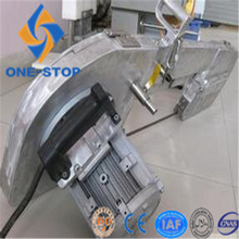 Cattle slaughter equipment Half carcass splitting saw Cow processing machine