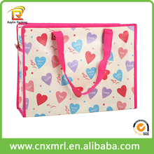 Promotion PP Nonwoven Shopping Bag Sewing Non Woven Bag