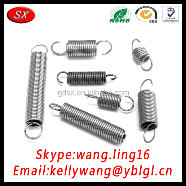 Customized Wire Diameter 1mm 2mm 3mm 4mm Spring Steel Expandable Spring