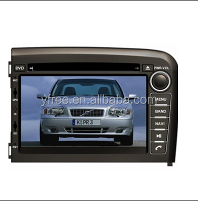 for volvo s80 car radio gps navigation android dvd player auto central multimedia 2 double din stereo audio touch screen system