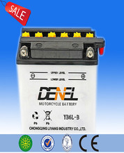 12v 6ah charging lead acid motorcycle battery specification
