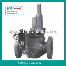 Fisher gas pressure regulator EZR