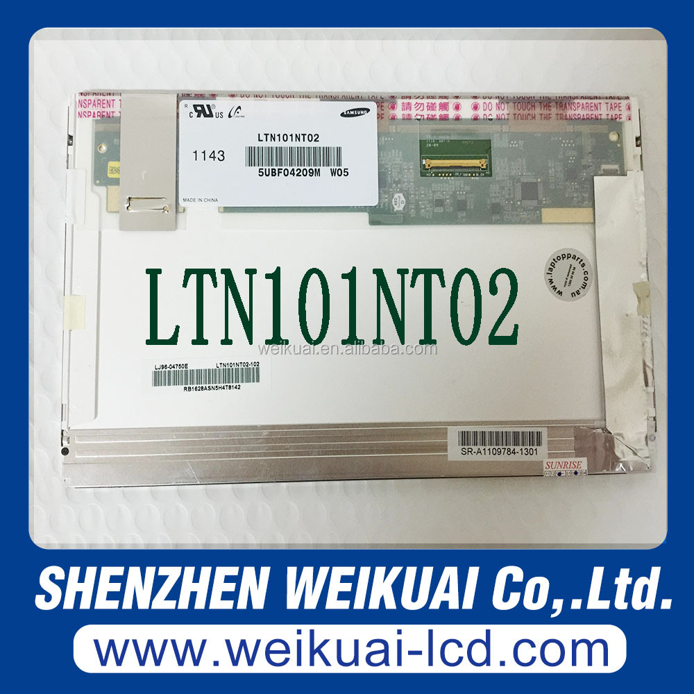 10.1 inch LED 1024*600 notebook screen Lcd display LTN101NT02