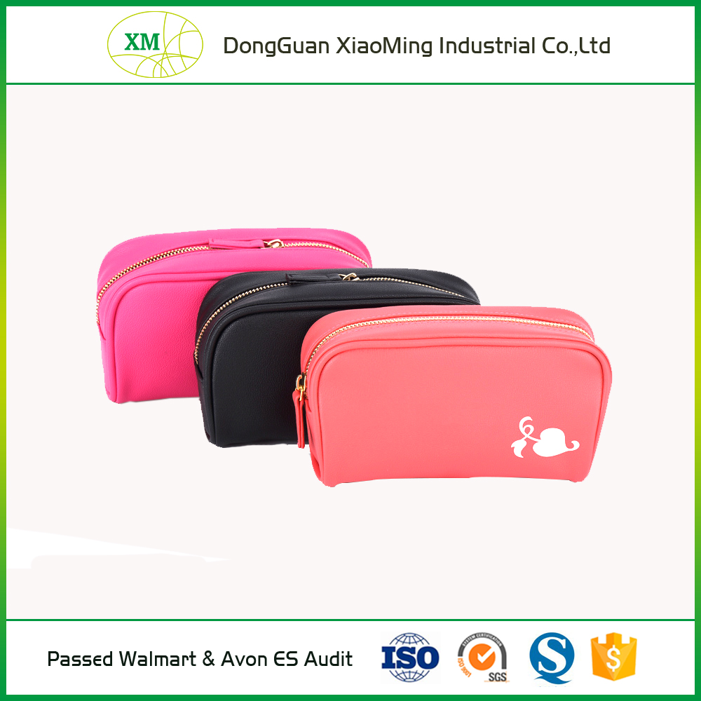 Newest colored Mini bag, Fashion Promotional Custom Cosmetic Bag, mini ladies travel bags