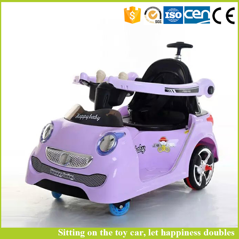 Big size children ride on cool electric toy car 12V with light