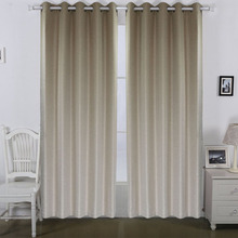 new style 100% polyester beautiful curtain restaurant