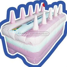 Cheer Amusement Interactive Product CH-II100596,Inflatable buncer