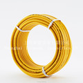 CSA YELLOW COATED GAS CONNECTOR PE CSST UNDERGROUND GASLINE GAS HOSE