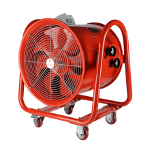 8 inch low noise portable air blower ventilator fan in Xingwang