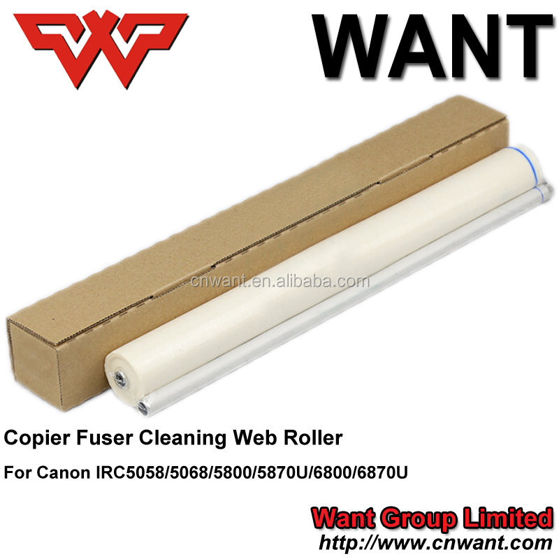 Wholesale E112 fuser cleaning web for canon ir c6800