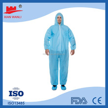 protective workwear safety coverall air cooling suit