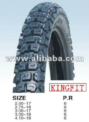 MOTORCYCLE TIRES AND TUBES--25000KMS WARRANTY
