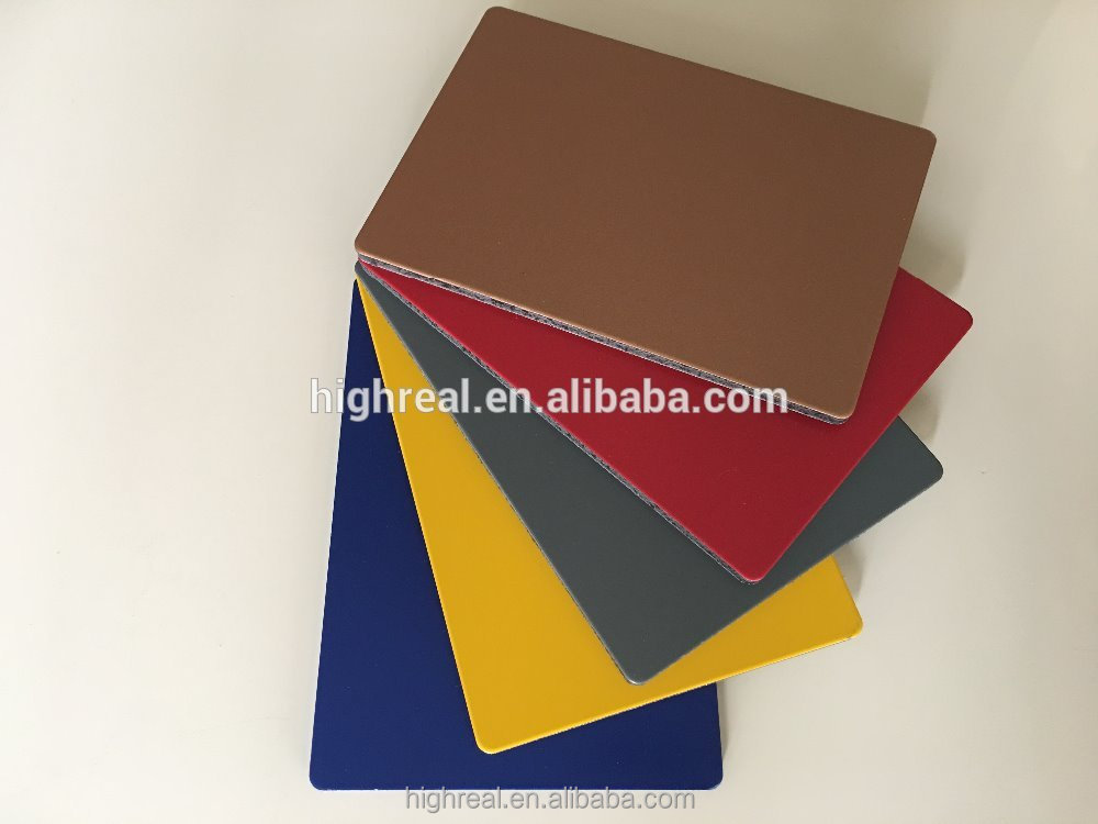 Best price of 5mm marble painting plastic skirt aluminium composite paneling board made in China