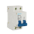 China supplier manufacture 2 poles MCB overload and short-circuit protection Min Circuit Breaker