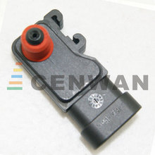 MAP Auto Sensor 8-16212460-0,16814,EMS010,MS008,LMS010,12614970,8162124600 Intake Air Pressure(MAP)Sensor