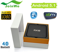 Top Selling 2GB Ram 8GB Rom RK3368 Quad Core 4K rk8 TV Box Made in China