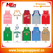 Full Sublimation Cheap College Basketball Uniform