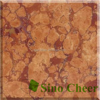 Italy import red verona marble prices