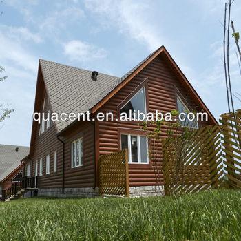 Prefab log cabin buy log cabin log home log house for Buy log house