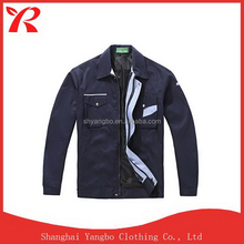 Printing logo made in china promotional battery heated work jacket