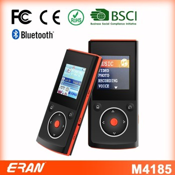 unique products 2017 Bluetooth Speaker Manufacturers mp4 player with memory card