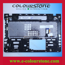 Hot selling repair laptop keyboard for Asus N56 N76 U500 R500 R505 S550 with C case