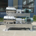 Advanced designed fruit pitting machine