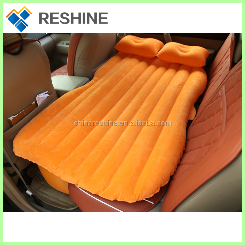 2016 Car Air Filled Bed SUV Seat Sleep Air Bed Travel Outdoor Camping inflatable car air mattress