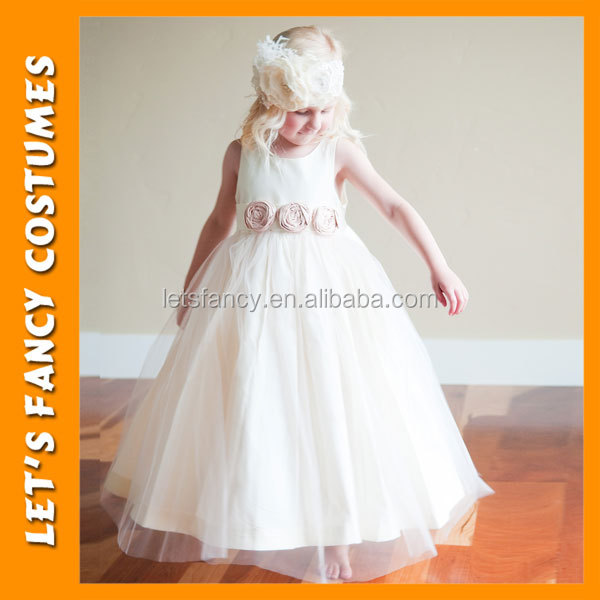 PGCC3299 New Design Girl Communion Party Prom Pageant Bridesmaid Wedding Flower Girl Princess Dress