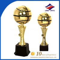 Custom Hot Selling The Football Basketball Sport Trophy