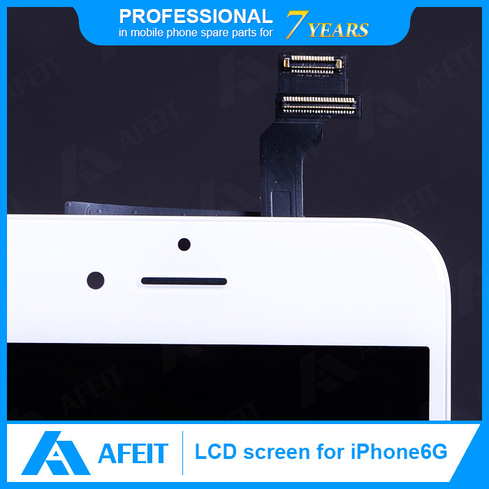 New condition lcd for iphone6,for iphone6 lcd screen,for iphone6 lcd digitizer