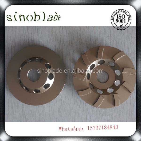 High Quality And Good Price Sharpened Granite Diamond Grinding Cup Wheels High Quality And Good Price